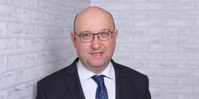 Beat Tinner (FDP) tritt auch im zweiten Wahlgang der Regierungsratswahlen an.