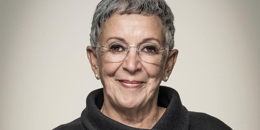 Maria Hufenus führt auf Deutsch, Englisch, Italienisch oder Französisch durch St.Gallen