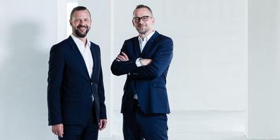 Roger und Marcel Baumer, Hälg Group