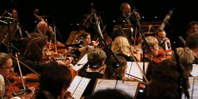 Das Toggenburger Orchester spielt Ende Juni/Anfang Juli, so Petrus will.