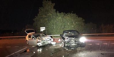 Lenker alkoholisiert unterwegs: Eine 17-jährige Beifahrerin ist bei einer Kollision in Tägerwilen verletzt worden.