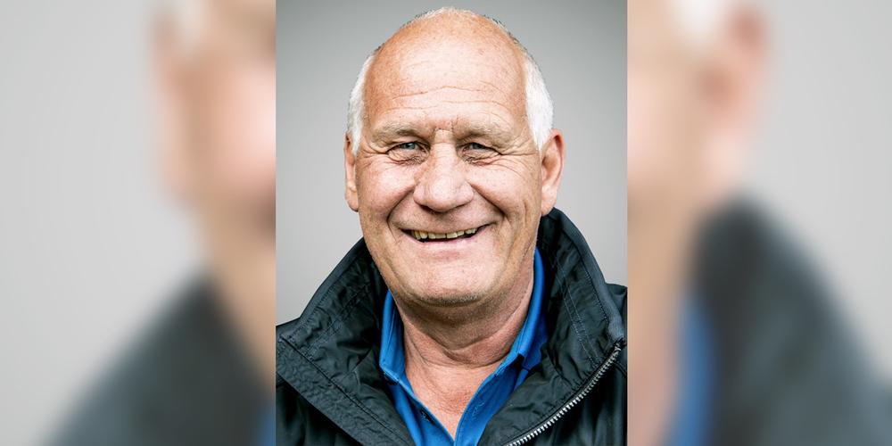 Der neue Geschäftsführer Marcel Lerch