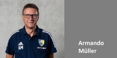 Vor dem Kick-off in die 1. Liga-Saison sprachen wir mit Armando Müller, Cheftrainer des FC Uzwil.