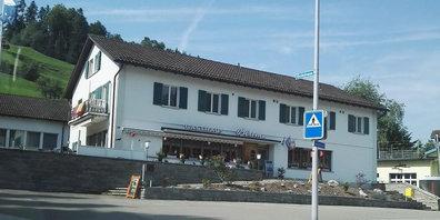 Restaurant Blume in Fischenthal