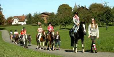 Nach 30 Jahren zieht der Ponyhof Mörschwil nach Biessenhofen