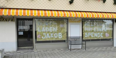 """Die Crowdfunding-Aktion für den """"Jakob"""" war ein voller Erfolg und der Laden ist vorerst geretttet. Bild Archiv"""