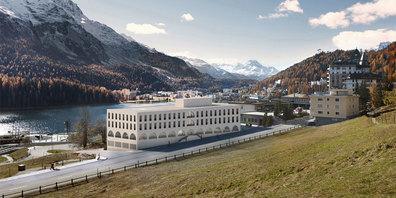 Projekt «Klinik Serletta» von Bearth & Deplazes