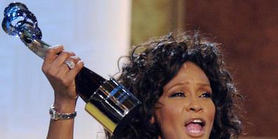 Whitney Houston verstarb im Februar 2012. Sie dürfte gemäss einer neuen Studie ins kollektive Gedächtnis gewandert sein, da sie nach ihrem Tod häufig in Medien genannt wurde. (Archivbild)