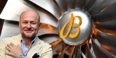 Der Grenchner Uhrenhersteller Breitling und dessen Chef Georges Kern haben einen neuen Investor an Bord geholt.  Das Investmentunternehmen Partners Group hat von CVC Capital Partners eine Minderheitsbeteiligung an Breitling übernommen.(Archivbild)