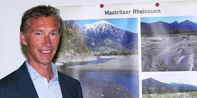 Gemeindepräsident Felix Wüst hat mit seinem Rücktritt den Weg für die Wahl im September freigemacht