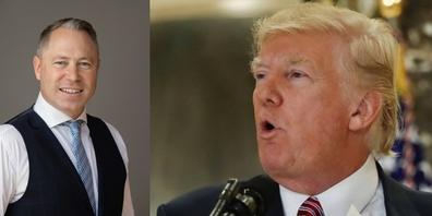 Dr. Philipp Gut: «Der Schlüssel zu Donald Trumps Triumph wie zu seinem Untergang liegt in seinem Charakter.»