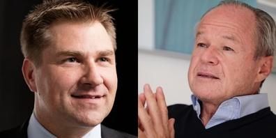 Heute Abend live auf dem TV-Kanal Schweiz5: Ex-SVP-Präsident Toni Brunner will von Verleger Bruno Hug wissen, warum die Medien-Subventionen schädlich für die Schweizer Demokratie sind.
