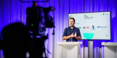 Die mit EUR 3'000 dotierte Auszeichnung wurde am Donnerstagabend verliehen