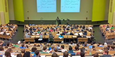 Einlass in den Hörsaal nur noch für Geimpfte? Konrad Rüegg empfindet dies als Diskriminierung und Nötigung.