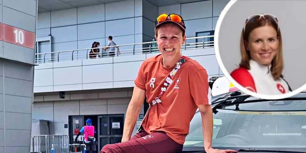 Tagebucheintrag Nr. 7: Sandra Stöckli steht kurz davor, ihr erstes Rennen in Japan anzutreten.