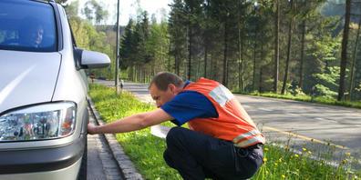 Die Kantonspolizei Zürich hat im Zürcher Oberland Kontrollen durchgeführt. (Symbolbild)