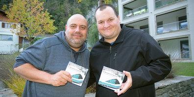 Beni Garrido und Christian Imhof haben einen Film über das Eisstadion Davos gedreht.