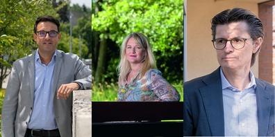 Das «Who's who» der Ostschweiz porträtiert jährlich über 300 verdiente Persönlichkeiten (Bilder: who-s-who.ch)