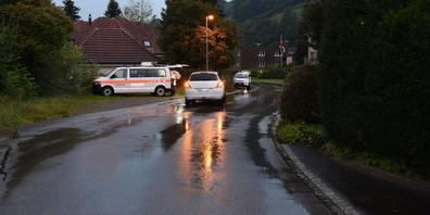 Am Sonntagabend kam in in Wattwil zu einem Unfall.