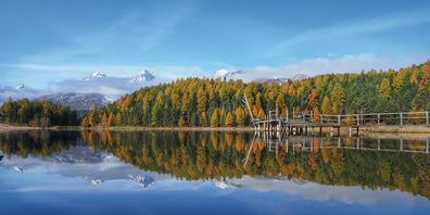 Ein Ausflug an den See ist eine willkommene Abwechslung im Alltag. (Symbolbild)