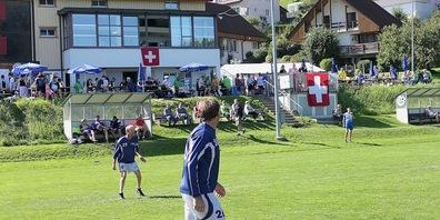 Eine tolle Atmosphäre herrschte bei der Schweizer Meisterschaft der Senioren auf dem Sportplatz Oberdorf in Berneck