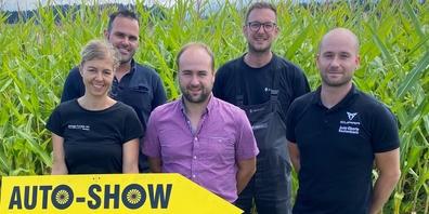 Das Team der Autoshow vom 25. und 26. September in Eschenbach und Neuhaus freut sich auf viele Besucher.