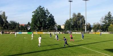 Der FC Uzwil traf bei idealen äusseren Bedingungen auf den Gastgeber FC Freienbach.