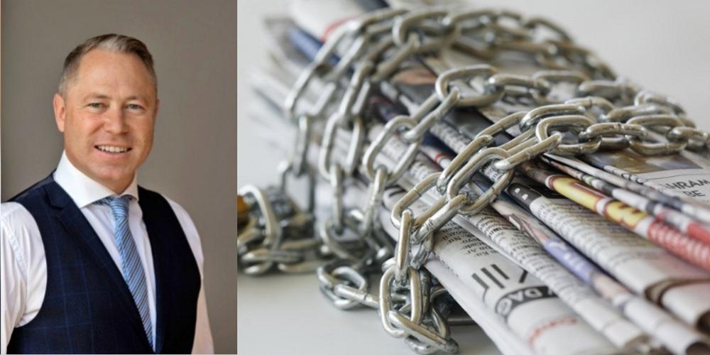 """Dr. Philipp Gut zur NZZ: «Das Flaggschiff des liberalen Journalismus in der Schweiz bekennt sich zum Referendum """"Staatsmedien Nein"""". »"""