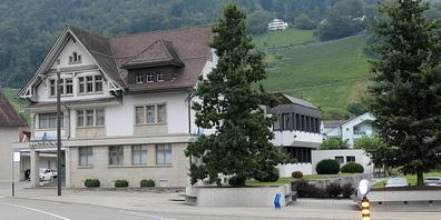 Beim Standort Berneck sollen die Geschäftsräumlichkeiten erweitert und Wohnräume geschaffen werden
