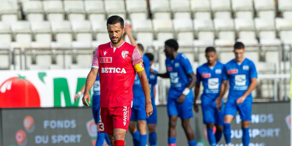 Jubelnde Lausanner, enttäuschte Sittener (Matteo Tosetti): Stade Lausanne-Ouchy deklassiert den FC Sion