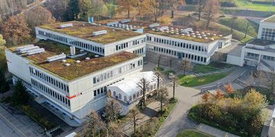 Die Baueingabe für den Neubau der Kanti Pfäffikon ist erfolgt.
