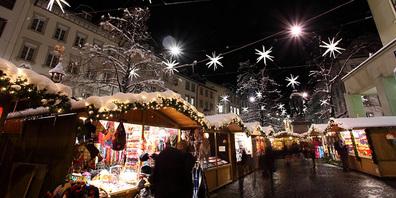 Nach 2019 soll der Weihnachtsmarkt dieses Jahr wieder stattfinden.