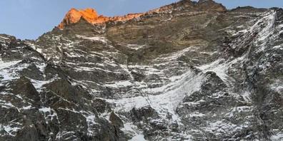 Am Matterhorn ist ein Alpinist tödlich verunglückt.