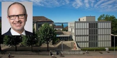 Regierungsrat und Bildungschef Stefan Kölliker und die Regierung streben weiterhin den Umzug des BWZ ins Südquartier an.