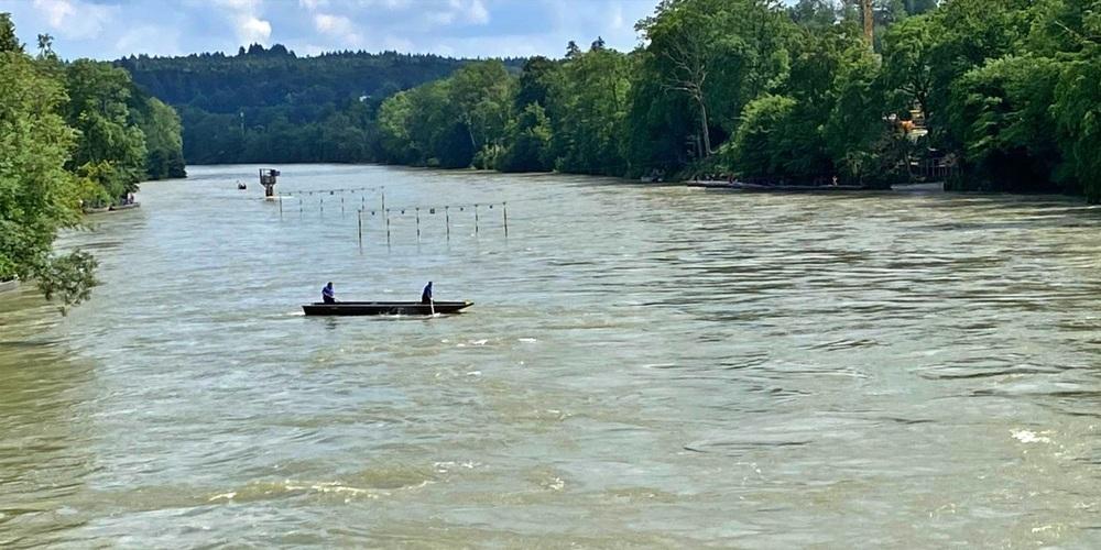 Trotz Hochwasser und einem anspruchsvollen Parcour verzeichneten die Junioren der Schmerkner Pontoniere erfreuliche Ränge.