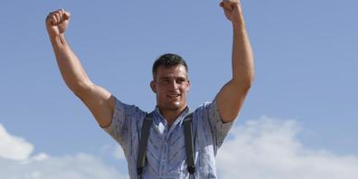 Zweiter Kranzfestsieg für Sämi Giger innerhalb von acht Tagen