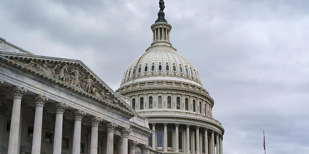 Das Kapitol in Washington D.C. (Archivbild) Foto: J. Scott Applewhite/AP/dpa