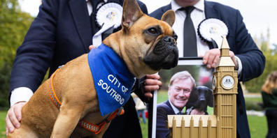 Die französische Bulldogge Vivienne wird zur Gewinnerin des Wettbewerbs «Westminster Dog of the Year» erklärt, der gemeinsam von Dogs Trust und The Kennel Club veranstaltet wird. Im Gedenken an den getöteten britischen Abgeordneten D. Amess ist de...