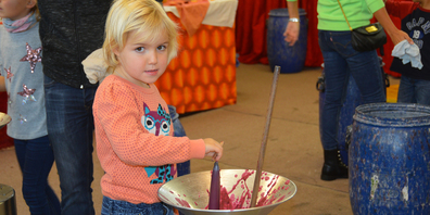 Ein Plausch für Gross und Klein: Gossauer Kerzenziehen (Symbolbild)