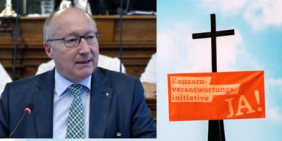 Der St.Galler FDP-Kantonsrat und Rechtsanwalt Dr. Walter Locher
