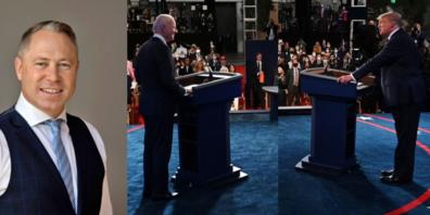 Dr. Gut: «Obwohl die europäischen Medien täglich über die US-Wahlen berichten, liest man erstaunlich wenig über die politischen Ziele der Kandidaten.»
