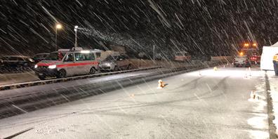 Am 4. Februar 2020 ereignete sich in St.Gallenkappel ein Unfall, der für einen 61-jährigen Fussgänger tödlich endete.