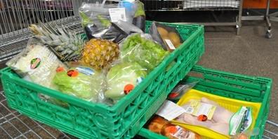 Die Initiative «Too Good To Go» rettet frische Lebensmittel, die am Folgetag nicht mehr verkauft werden können, vor dem Abfalleimer.