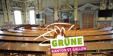 Die Grüne Kantonsratsfraktion hat die anstehende Novembersession vorbereitet.