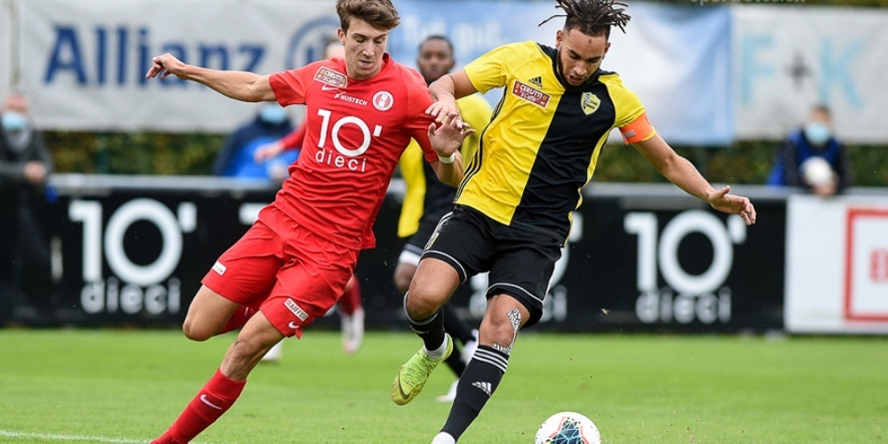 Der FCRJ verlor gegen einen spielerisch und taktisch starken Stade Nyonnais mit 0:2. (Bild: Franz Feldmann)