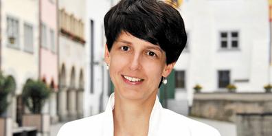 Susanne Hartmann schaffte ihre Wahl in den St.Galler Regierungsrat bereits beim ersten Wahlgang am 9. März 2020.