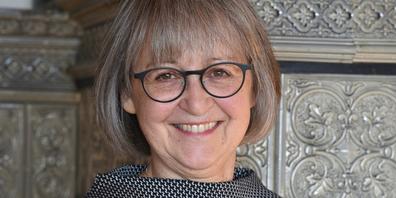 Die Marbacher Autor Jolanda Spirig: «Bis 1971 wollte die Mehrzahl der Männer ihre Privilegien nicht abgeben» (Bild: zVg)