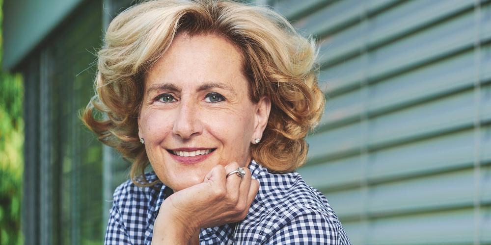 Sonja Dinner: Spenden zur Sicherung von Arbeitsplätzen (Bild: Geri Born)