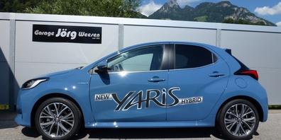 An der Herbstaustellung erwartet das Publikum der neue  Toyota Yaris, nebst diversen anderen Modellen.