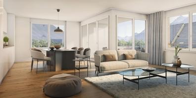 Wer eine Neubauwohnung sucht, hat es schwer in der Region Ausserschwyz